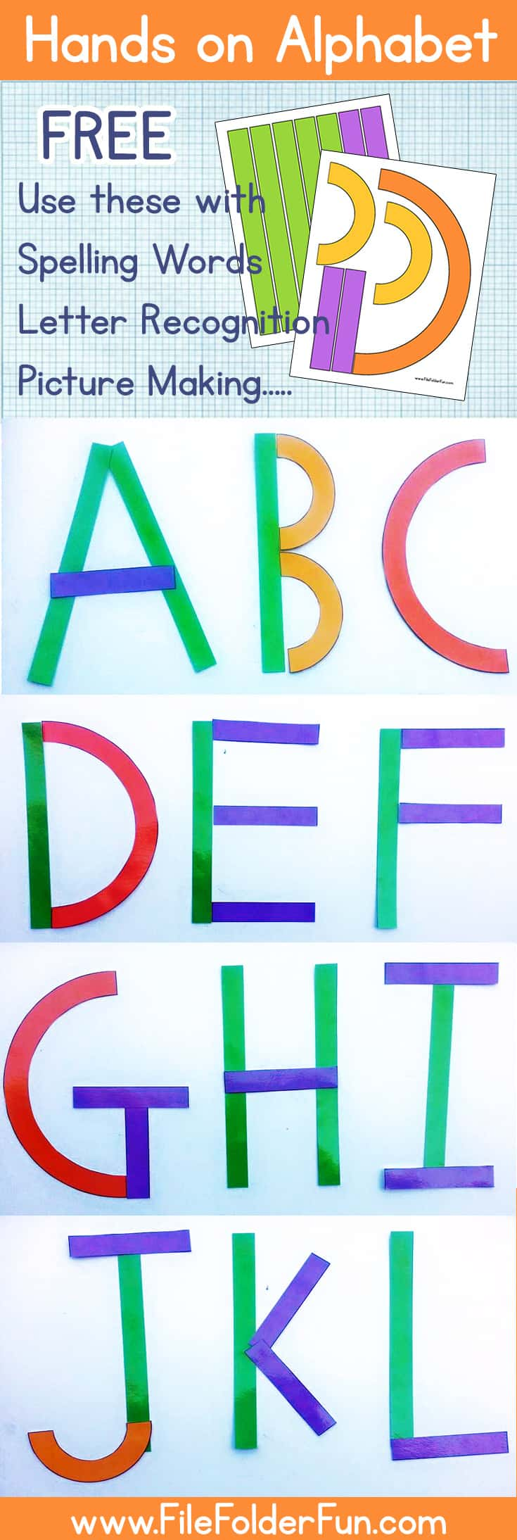abc preschool games printable alphabet 437