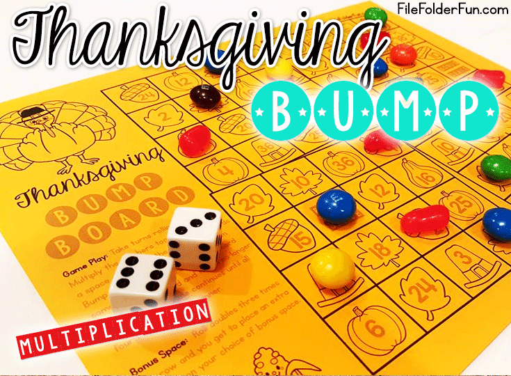ThanksgivingBumpMultiplication