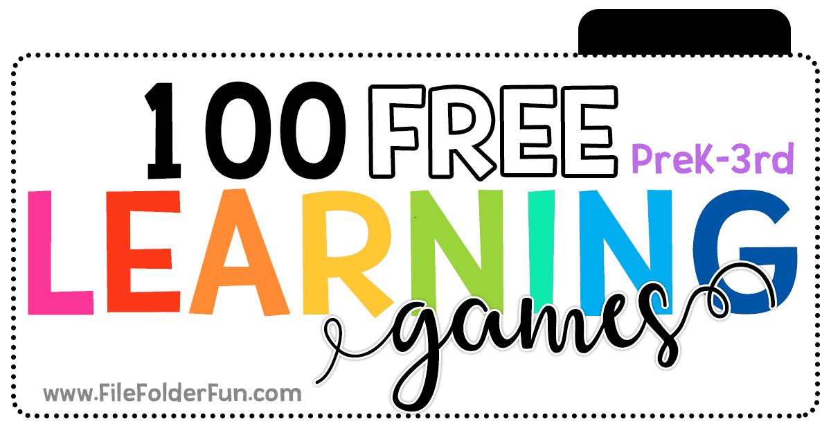 100+ Free File Folder Games